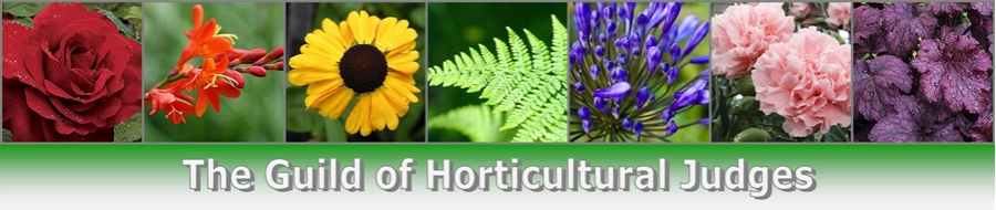 The Guild of Horticultural Judges
